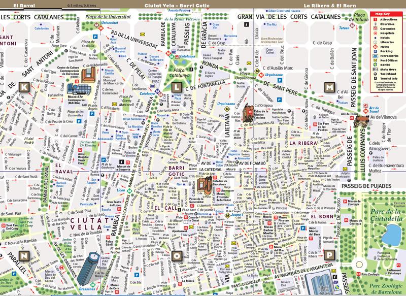VanDam Maps Image Gallery