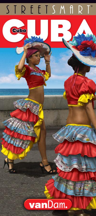 VanDam - Cuba & Havana Maps, Hot Off the Press